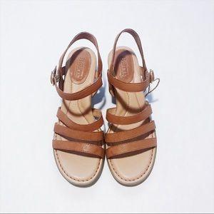 Born - Brown Sandals